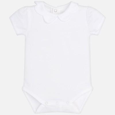 Body manica corta neonato Mayoral