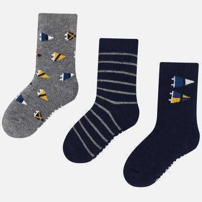Set 3 calzini bandiere        Mayoral