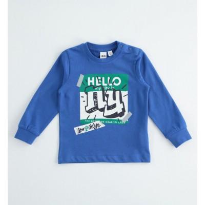 Maglietta manica lunga iDO