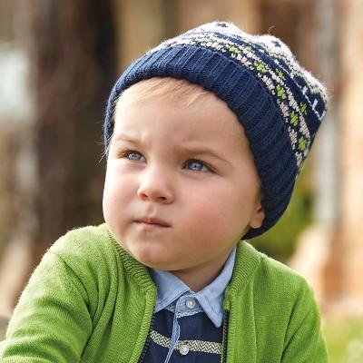Completo cappello sciarpa jacquar Mayoral
