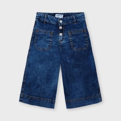 Mayoral - Pantalone culotte tasche